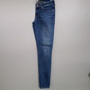 Levi's 711 skinny jeans sz 26
